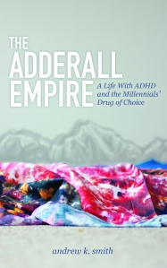 Adderall Front Cover copy